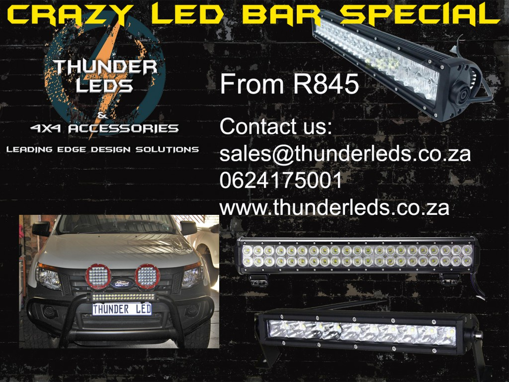1. Led bar special