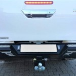 Revo Stealth rear bumper